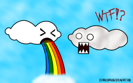 _Clouds_Puke_Rainbows___by_magicdragon7